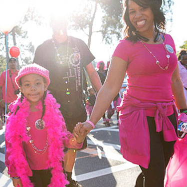 Raise Money for Breast Cancer Photo