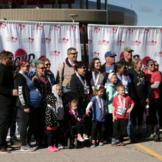 CHD Babies Run for Little Hearts 2018 Photo