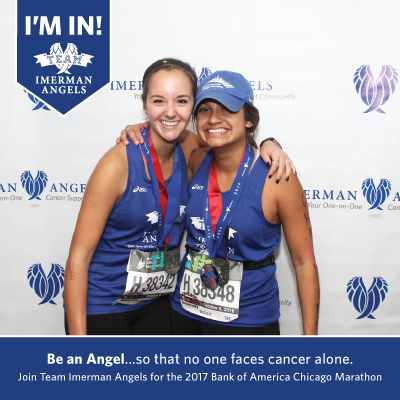 Team Imerman Angels: 2018 Bank of America Chicago Marathon