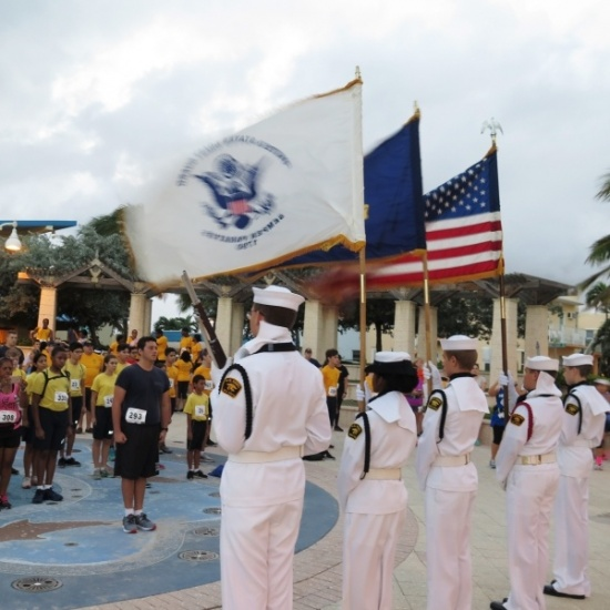 Pursuit  of Honor, Courage & Commitment 5K Run/Walk Photo