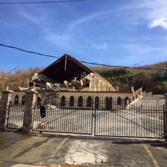 Help American Families Rebuild after Irma and Maria Photo