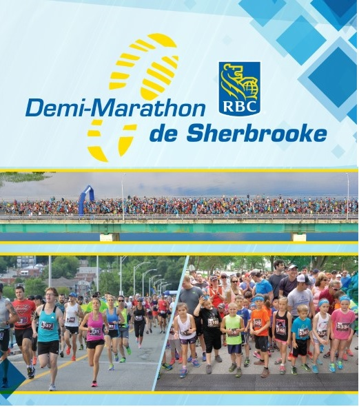 Demi-Marathon RBC de Sherbrooke 2018 Photo