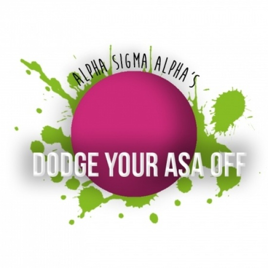 Alpha Sigma Alpha's Dodge Your ASA Off for Girls on the Run 2017