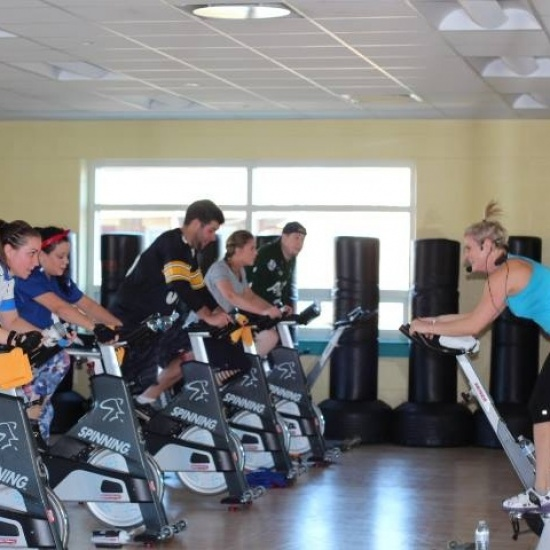 5th Annual Spin for Kids Photo