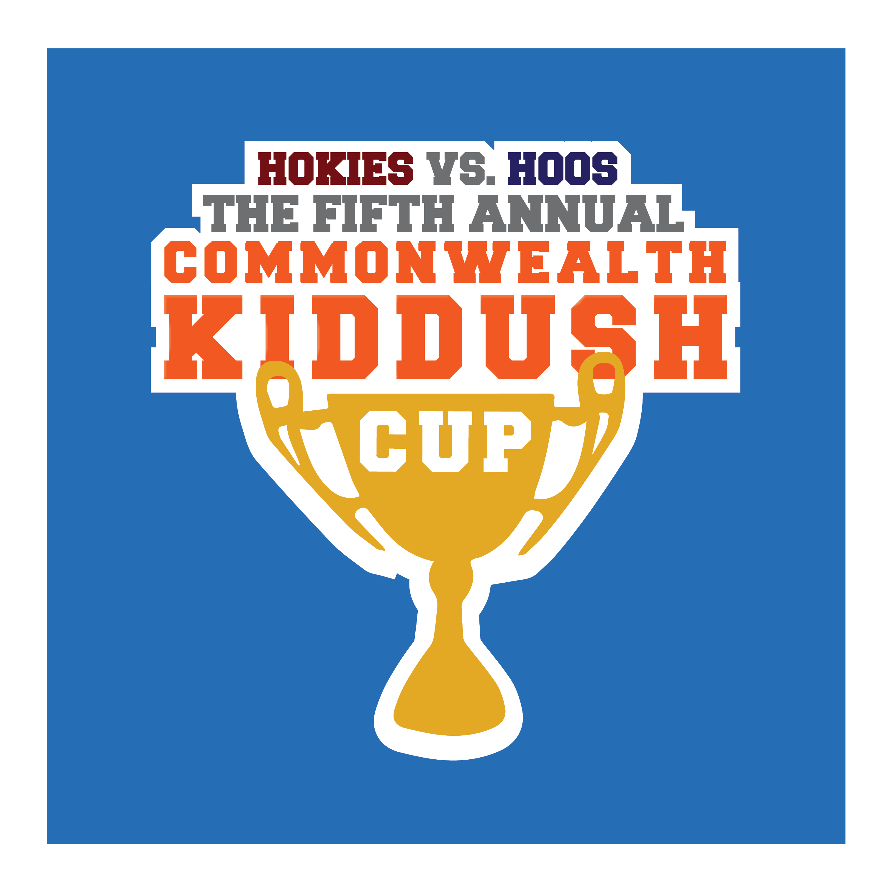 5th Annual Commonwealth Kiddush Cup Photo