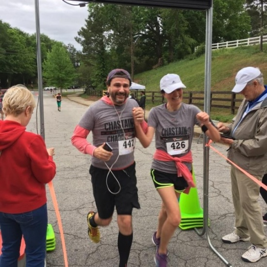 Chastain Chase 5K 2018 Photo