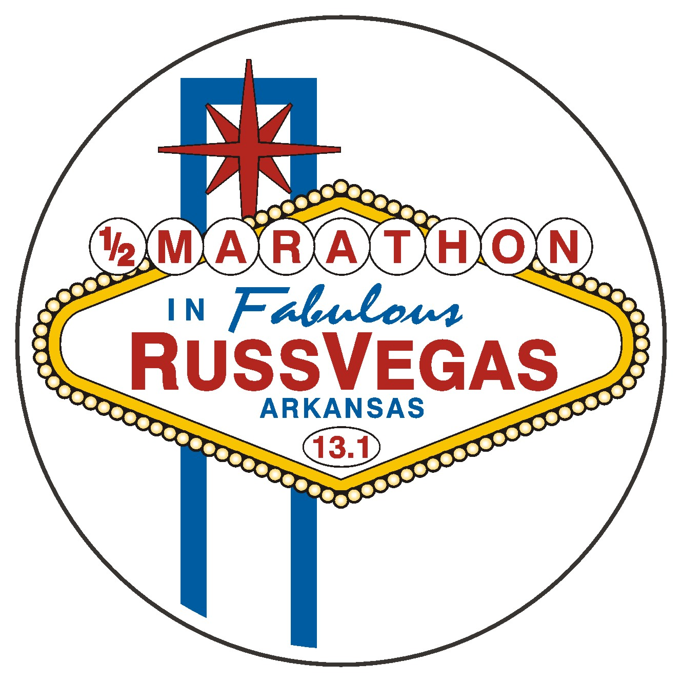 RussVegas Half Marathon 2018 Photo