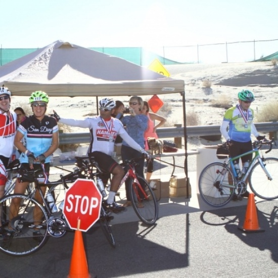 2017 Palm Desert Century Photo