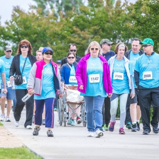 Fighting Parkinson's Step by Step 5K Photo