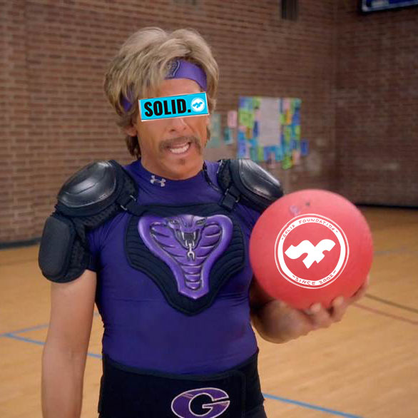 Dodgeball for Solid 2018 Photo