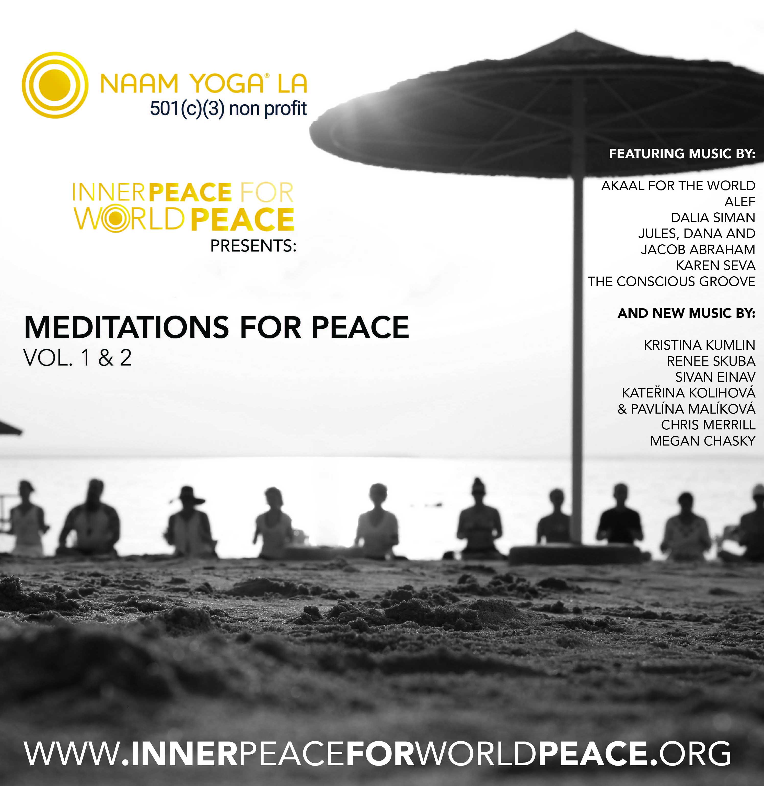 Inner Peace for World Peace Photo