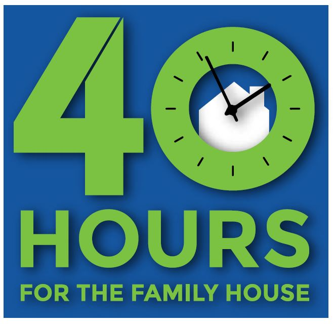40 Hours for the Family House 2017 Photo