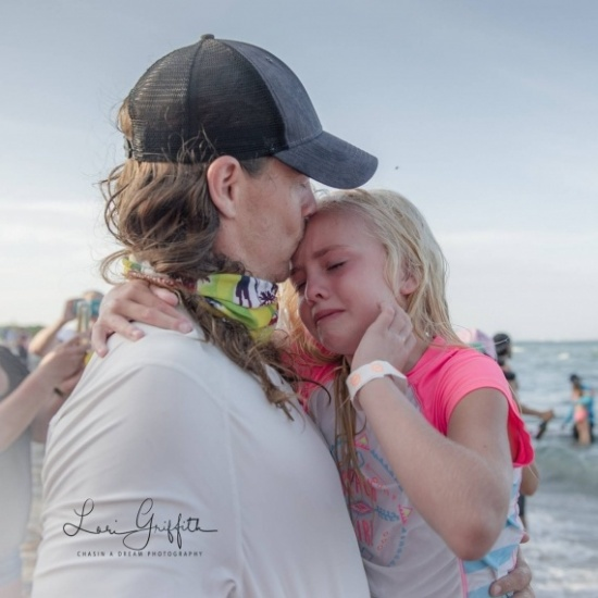Crossing For A Cure 2018 Photo