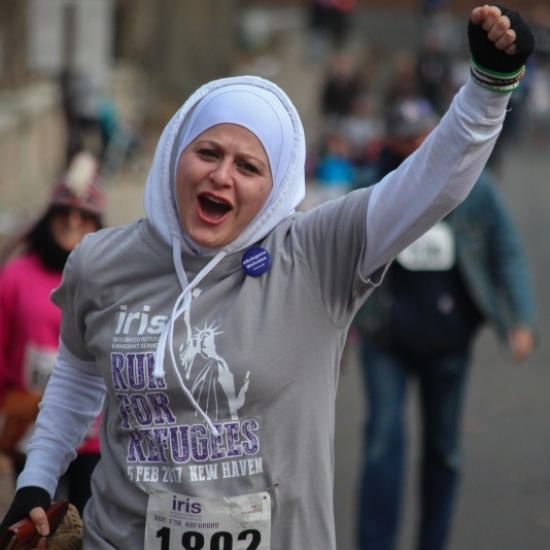 2018 Run for Refugees Photo