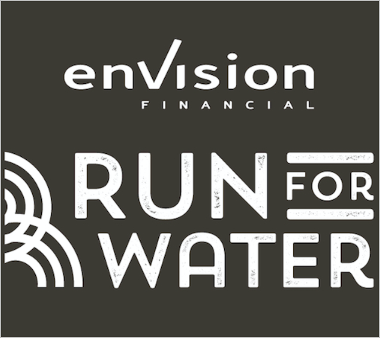 2018 - Envision Financial Run for Water Half Marathon / 10K / 5K