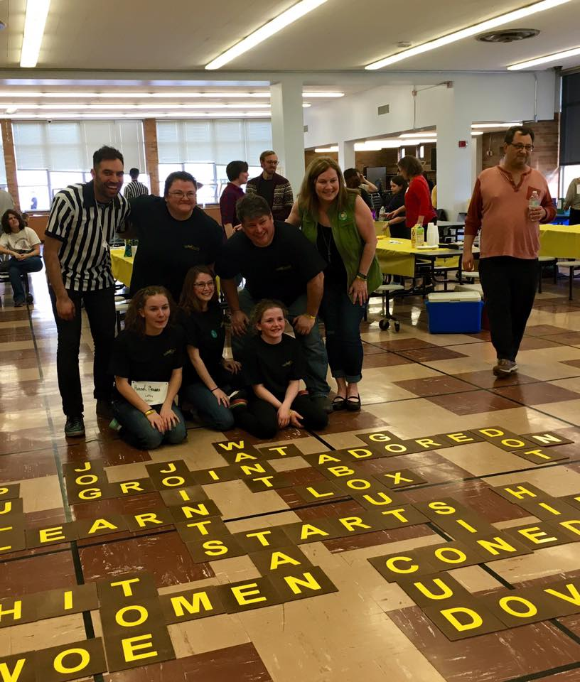 2018 GIANT Bananagrams Tournament Photo