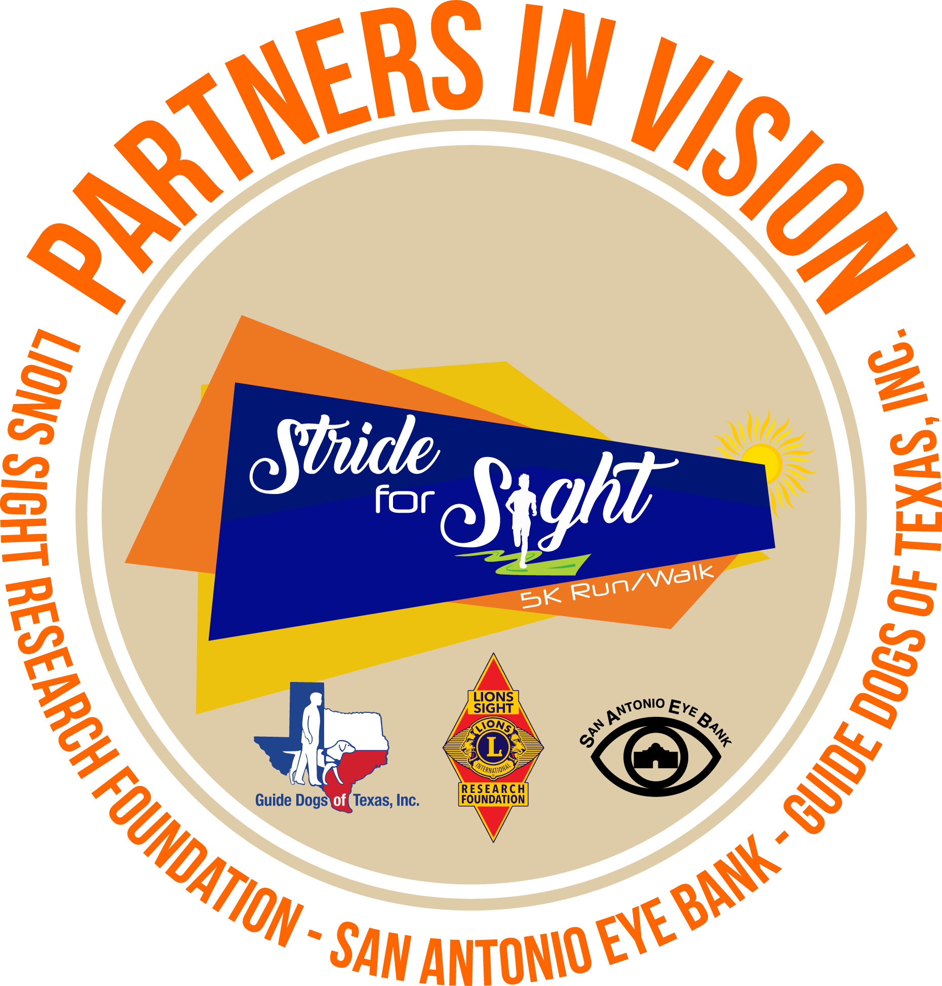 2018 STRIDE FOR SIGHT Photo