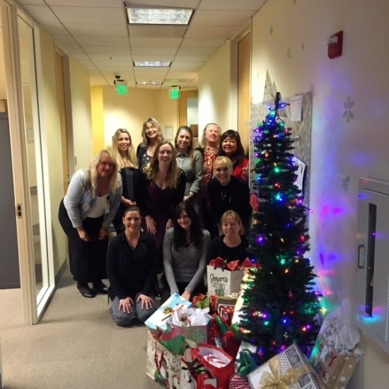 Bank of Marin Annual Giving Campaign