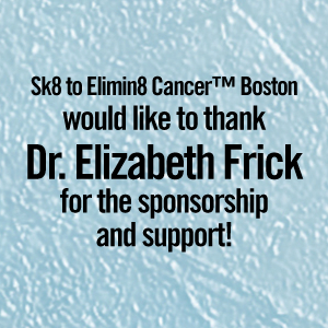 Boston, MA Sk8 to Elimin8 Cancer Photo