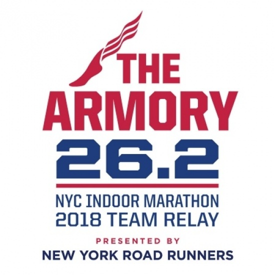 3rd Annual Armory NYC Indoor Marathon Team Relay Photo
