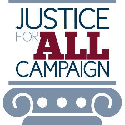 2017 Justice For All Campaign Photo