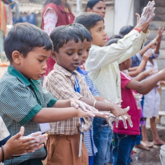 Bring Soap to the Children of Bangalore Photo