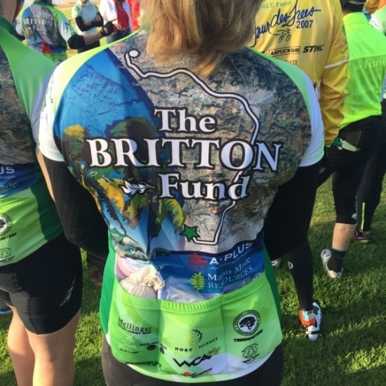 The Britton Fund Ride 2018 Photo