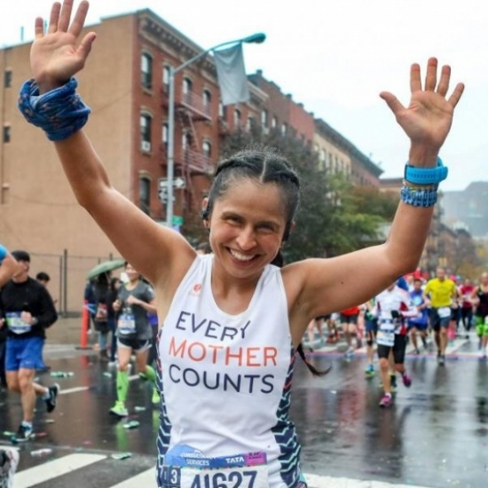 Team Every Mother Counts 2018 NYC Half Photo