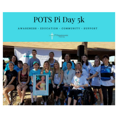 2018 POTS Pi Day 5K Photo