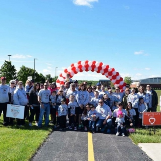 6th Annual-Conquering CHD Walk
