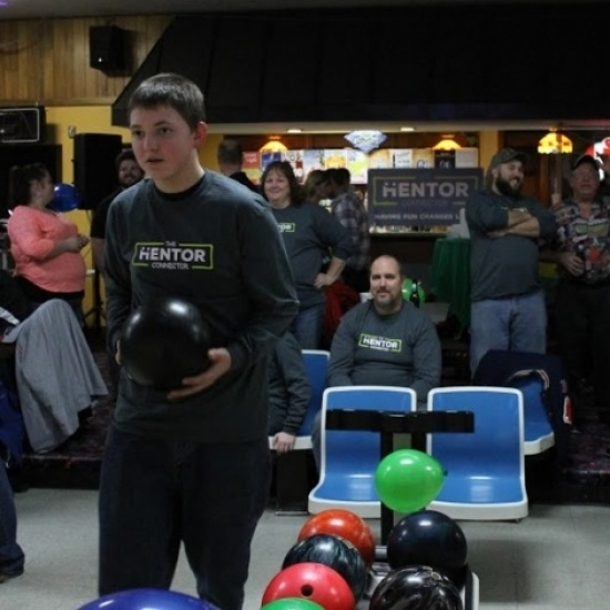 Mentor Bowl—Strike A Difference Photo