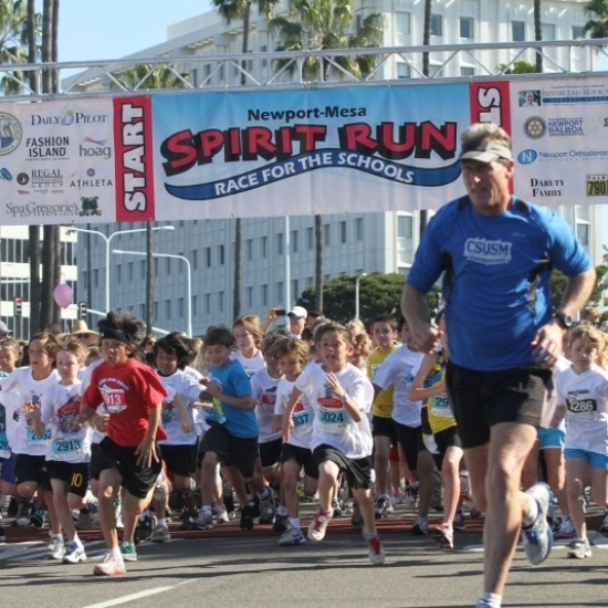 35th Annual Newport-Mesa Spirit Run Photo