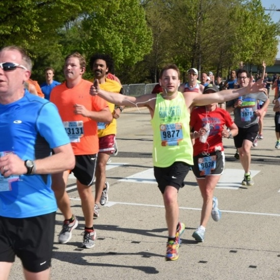 Broad Street Run 2018 for Philly's Parks Photo