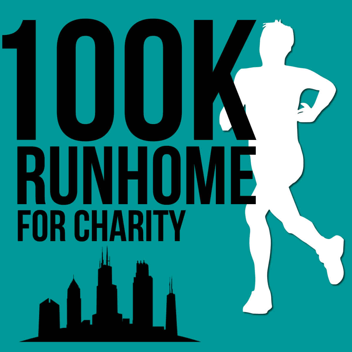 100k Run Home For Charity Photo