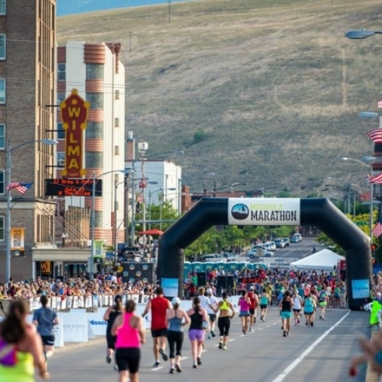 Missoula Marathon 2018 Photo