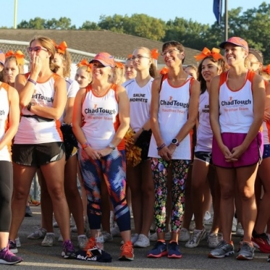 Team ChadTough - Any Race, Any Time Program Photo