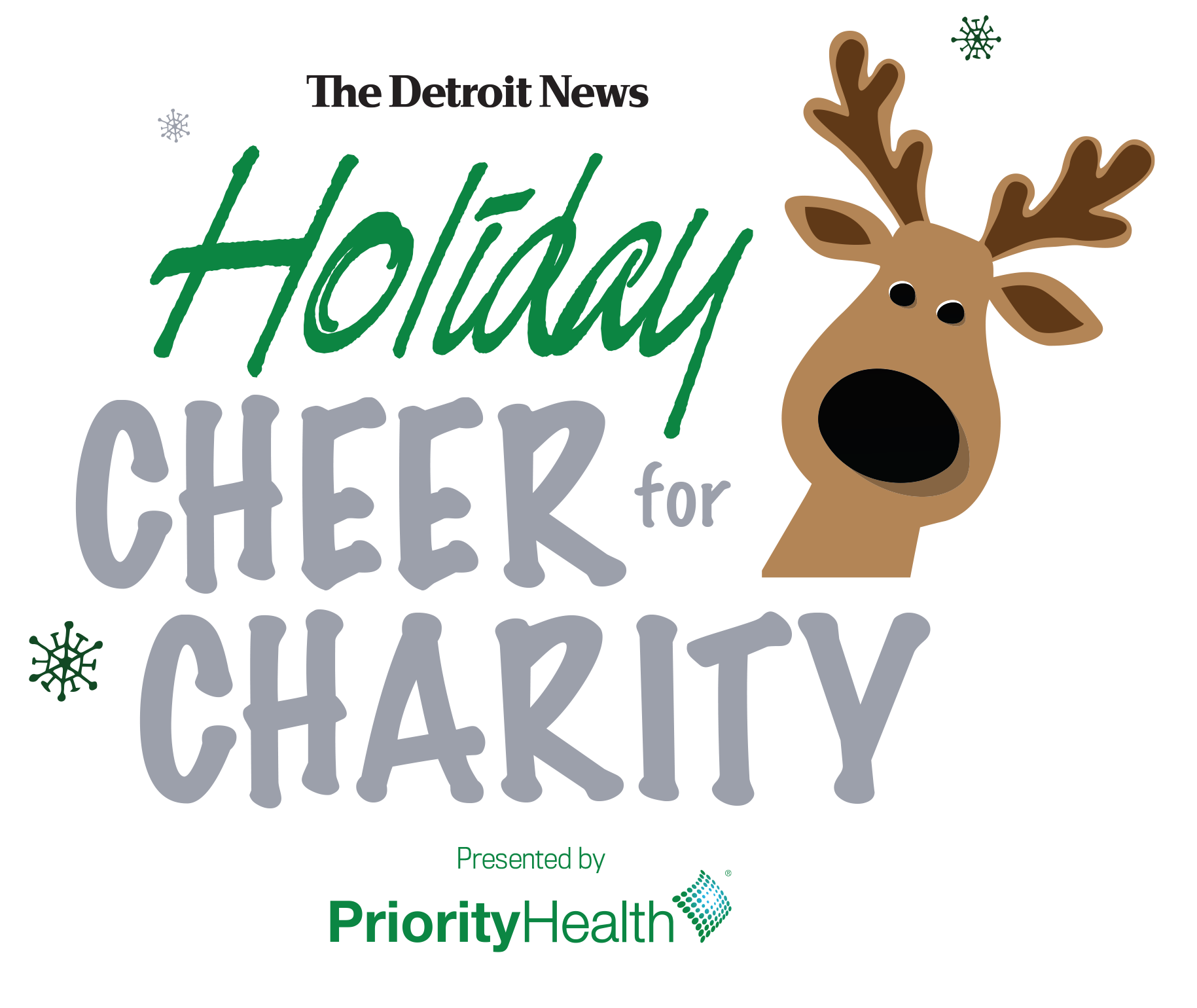 The Detroit News Holiday Cheers for Charity Photo