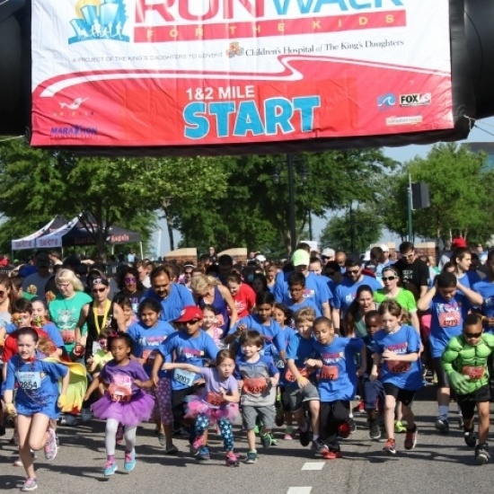 2018 RunWalk for the Kids to benefit CHKD Photo