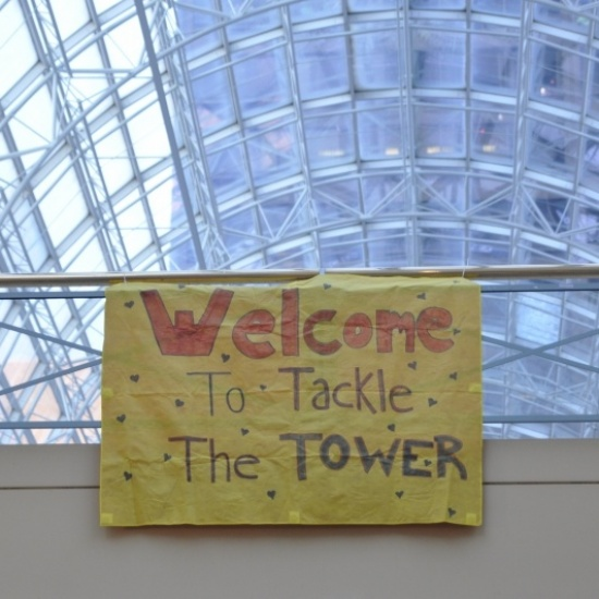 Tackle The Tower Photo