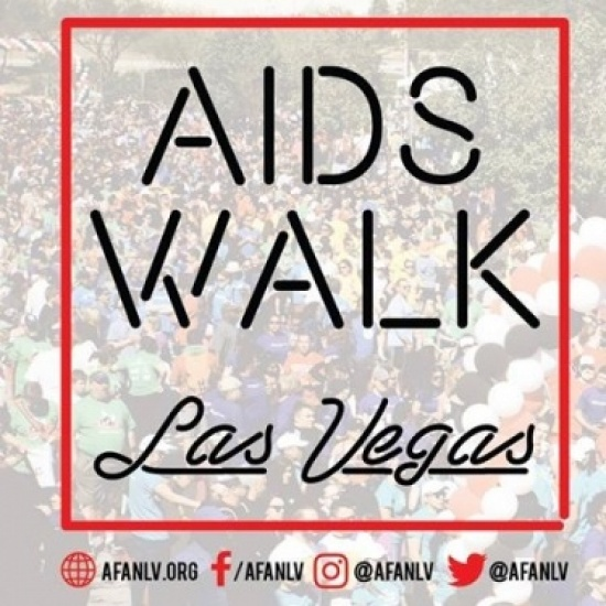 AIDS Walk Las Vegas 2018