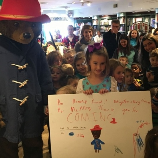 Help end homelessness with Paddington in Greater New Haven Photo