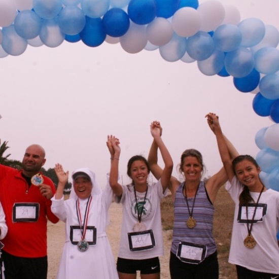 Little Sisters of the Poor 4th Annual 5k Run Photo