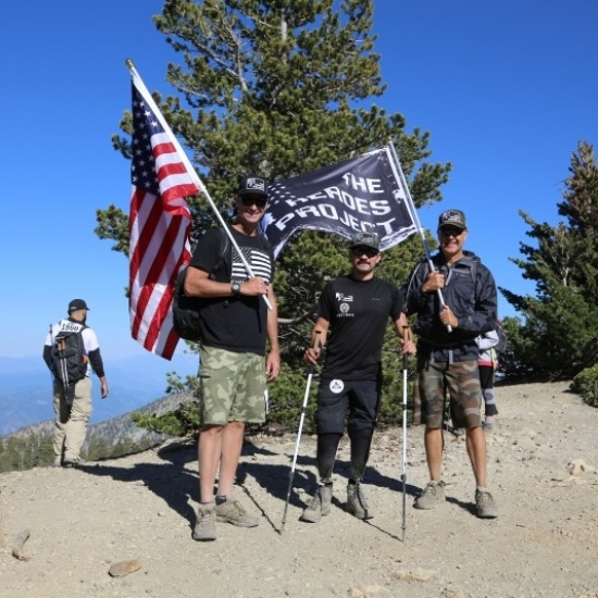 2018 Climb For Heroes Photo
