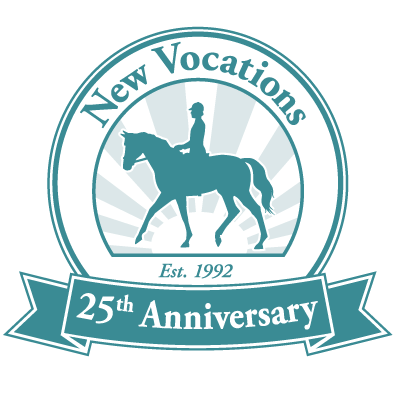NEW VOCATION RACEHORSE ADOPTION PROGRAM