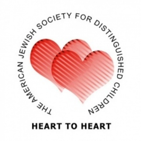 Heart To Heart-american Jewish Society For Distinguished Children