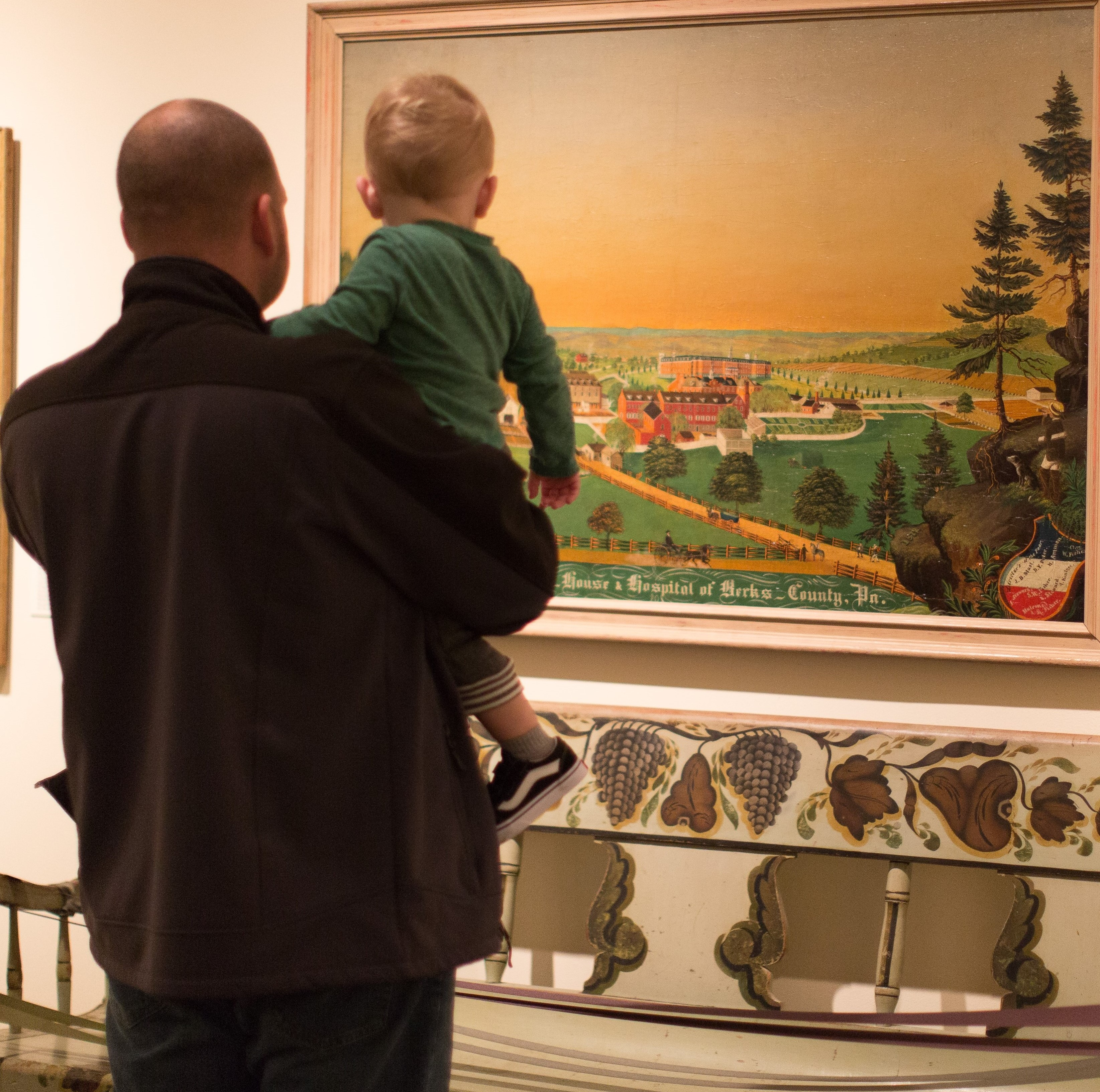 EVERHART MUSEUM OF NATURAL HISTORY SCIENCE & ART