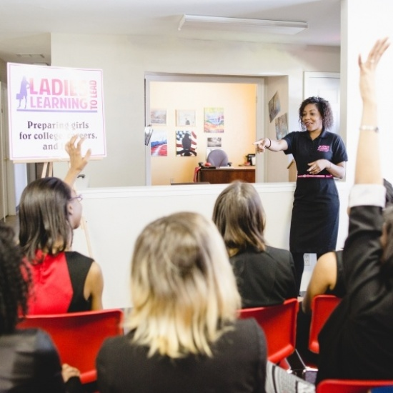Ladies Learning To Lead Inc