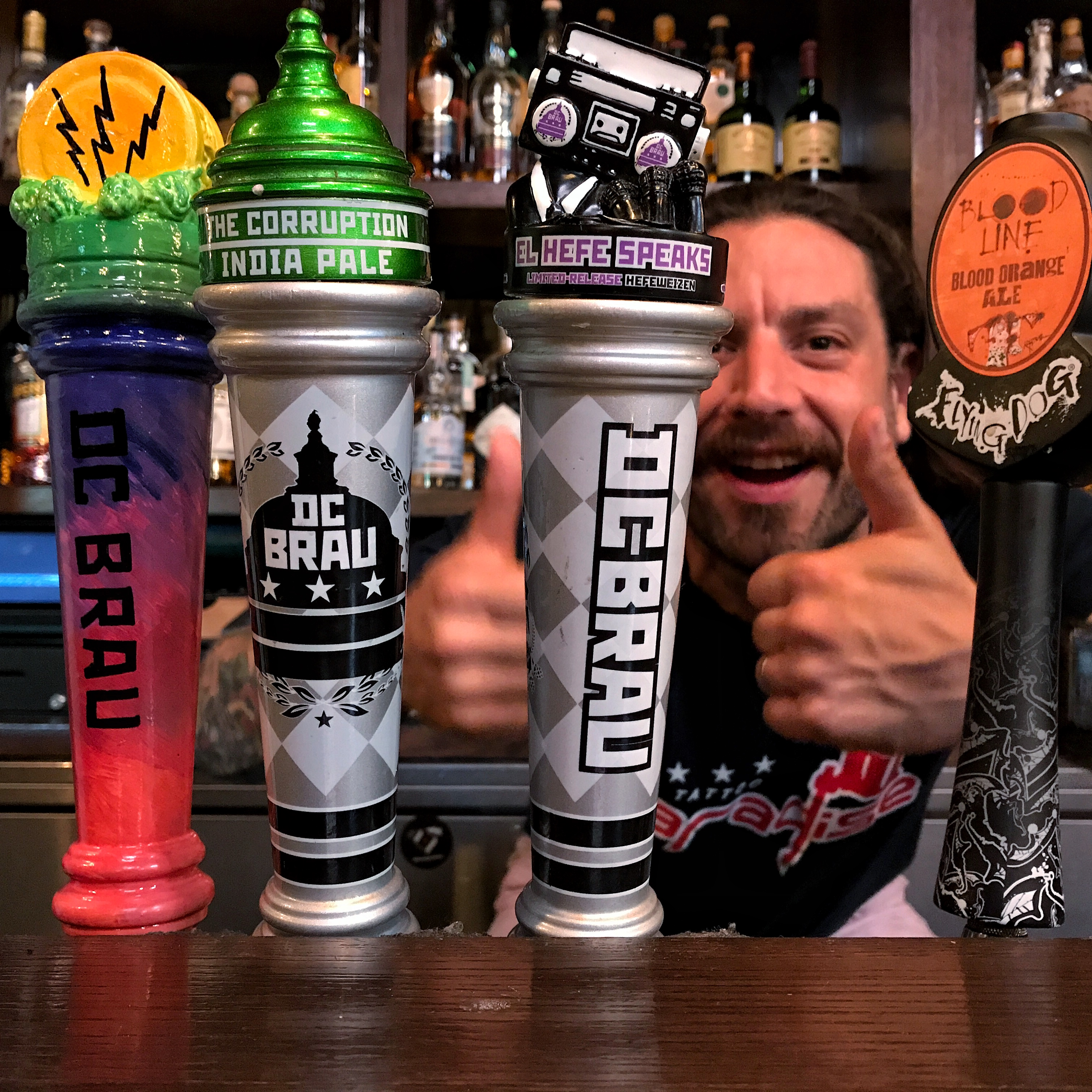 DC Brau Brewing, Boundary Stone, New Columbia Distillers and DC Reynolds