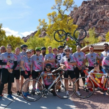 Helen David Relief Fund Donations for the las Vegas TAG ride