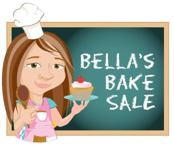 Bella's 8th Annual Bake Sale